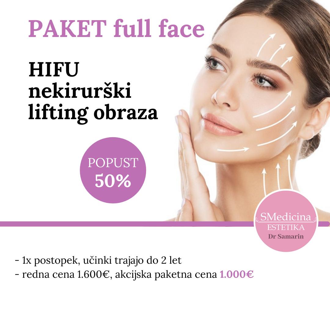HIFU Face
